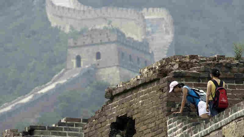 Call It The Great Sidewalk: Chinese Officials Under Fire For 'Repairs' To Great Wall