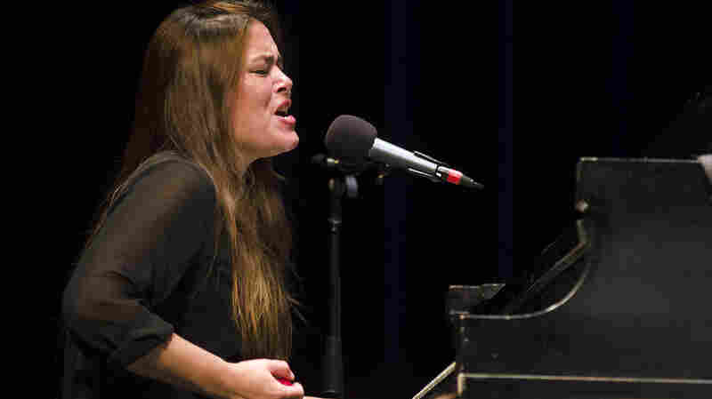 Rachael Yamagata On Mountain Stage