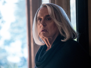 Jeffrey Tambor stars as Maura Pfefferman in Amazon's Transparent. The show's third season comes out on Friday.
