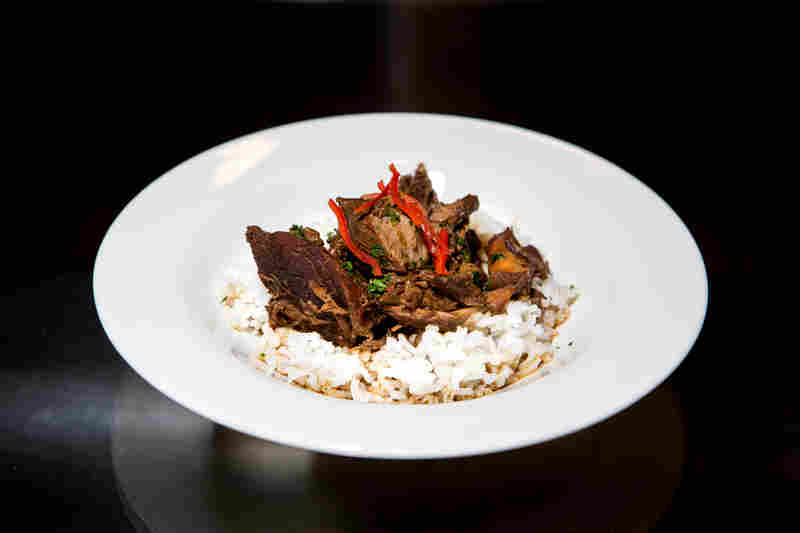 """""""Smoking Hot"""" Caribbean-Style Pepper Pot: The dish is a nod to the Caribbean and West Indian immigrant communities of the northeast."""