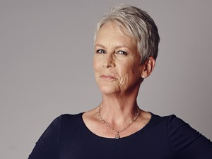 Jamie Lee Curtis poses for a portrait during the Fox 2015 Television Critics Association Summer Press Tour in August 2015, in Beverly Hills, Calif.