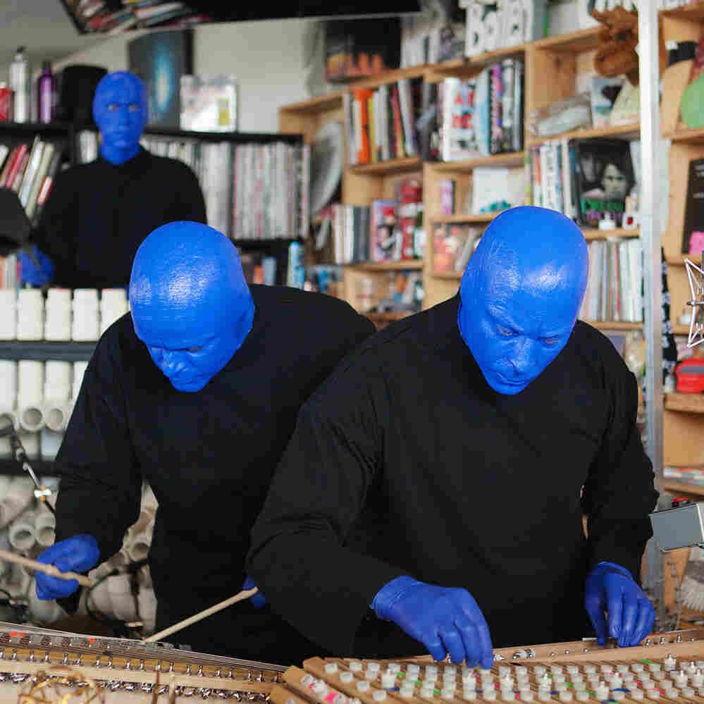 Blue Man Group: Tiny Desk Concert