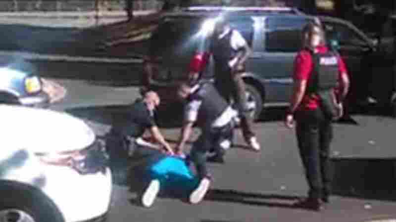 Video Emerges From Scene Of Charlotte Police Shooting Of Keith Scott
