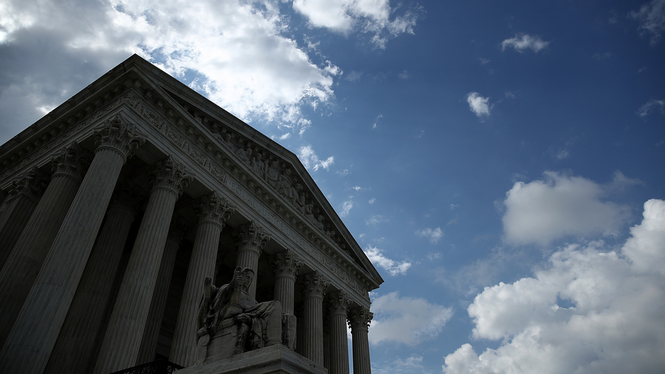 The U.S. Supreme Court building in Washington, D.C. (Win McNamee/Getty Images)