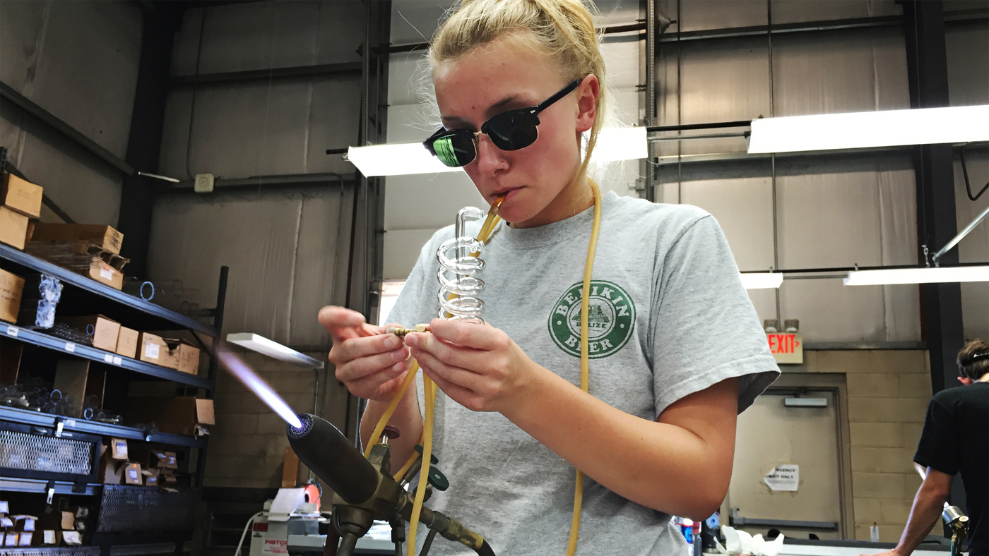 Glassblowing Program Trains Students To Craft Tools For Science