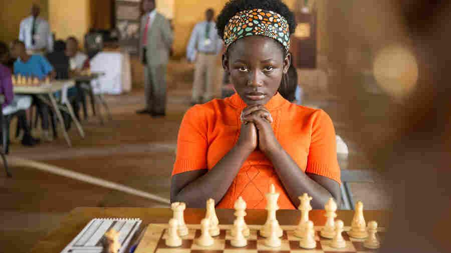 Ugandan Actress's Journey Mirrors That Of Her 'Queen Of Katwe' Character