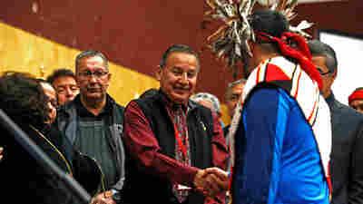 Dozens Of U.S., Canadian Tribes Unite Against Proposed Oil Pipelines