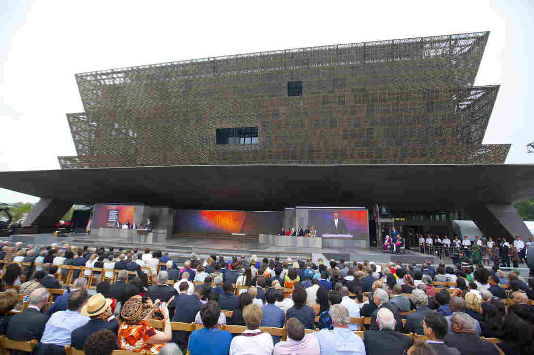 National Museum of African-American History opens in DC