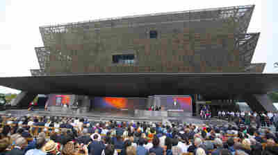 National Museum of African American History Opens Its Doors