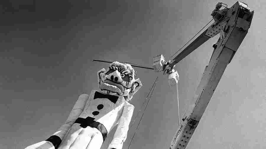 Long Before Burning Man, Zozobra Brought Fire And Redemption To The Desert