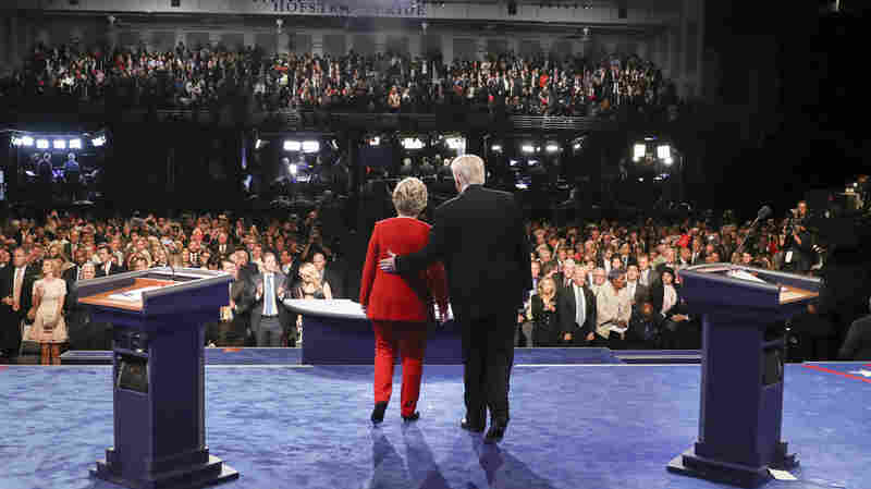 Across The Country, Fascination And Indifference On Debate Night