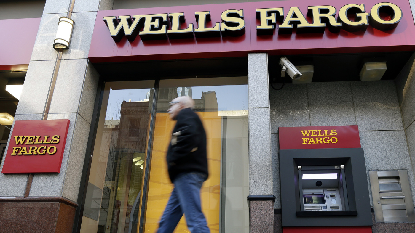 wells fargo s unauthorized accounts likely hurt customers credit wells fargo s unauthorized accounts likely hurt customers credit scores npr