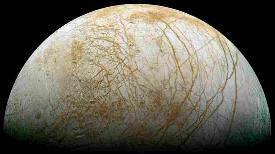 NASA Spots What May Be Plumes Of Water On Jupiter's Moon Europa