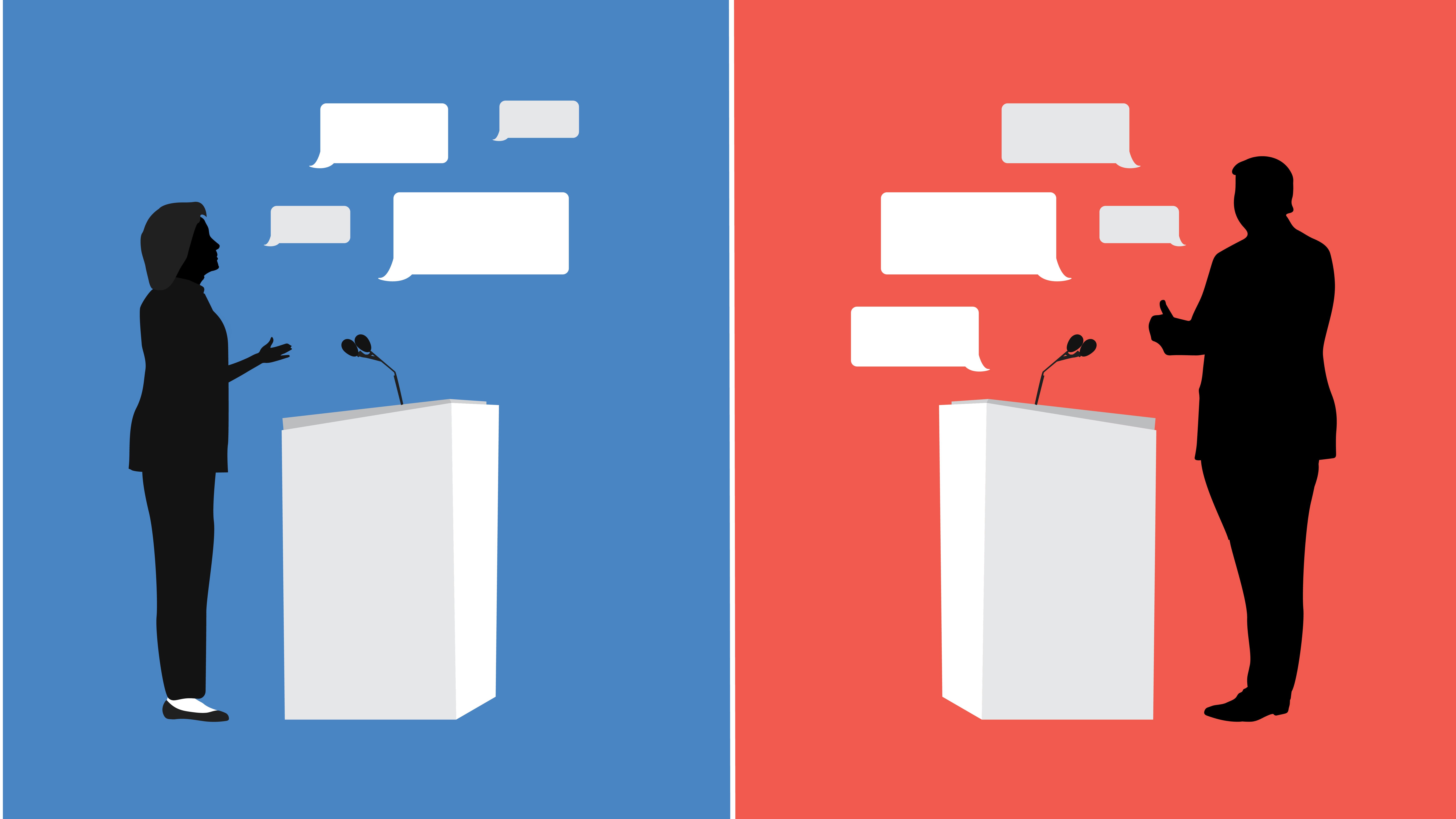 npr.org - FACT CHECK: First Presidential Debate