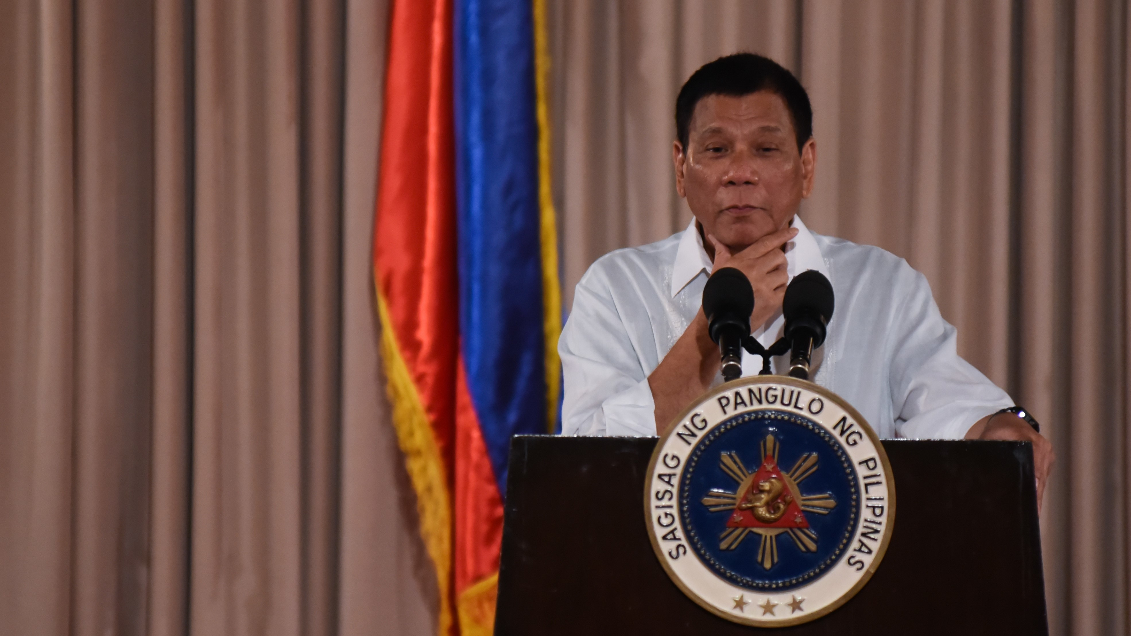 Philippine President Says He'll Open Trade Alliances With China, Russia