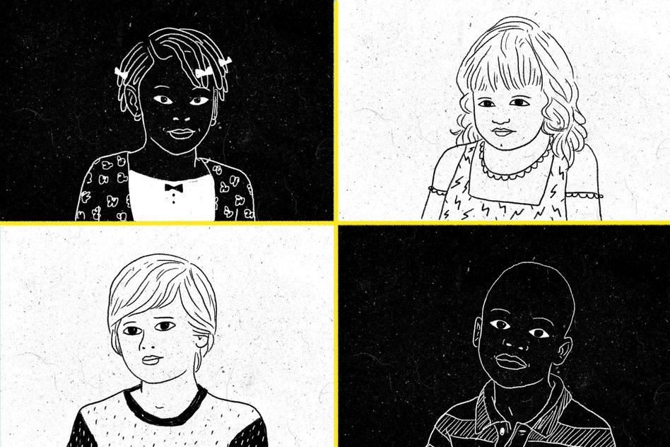 A new study out of Yale found that pre-K teachers, white and black alike, spend more time watching black boys, expecting trouble. (LA Johnson/NPR)