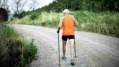 Walking Fends Off Disability, And It's Not Too Late To Start