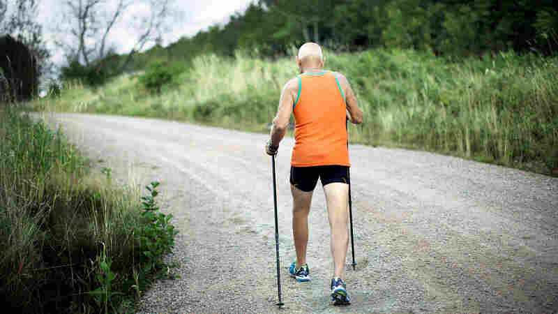 Walking Fends Off Loss Of Mobility, And It's Not Too Late To Start