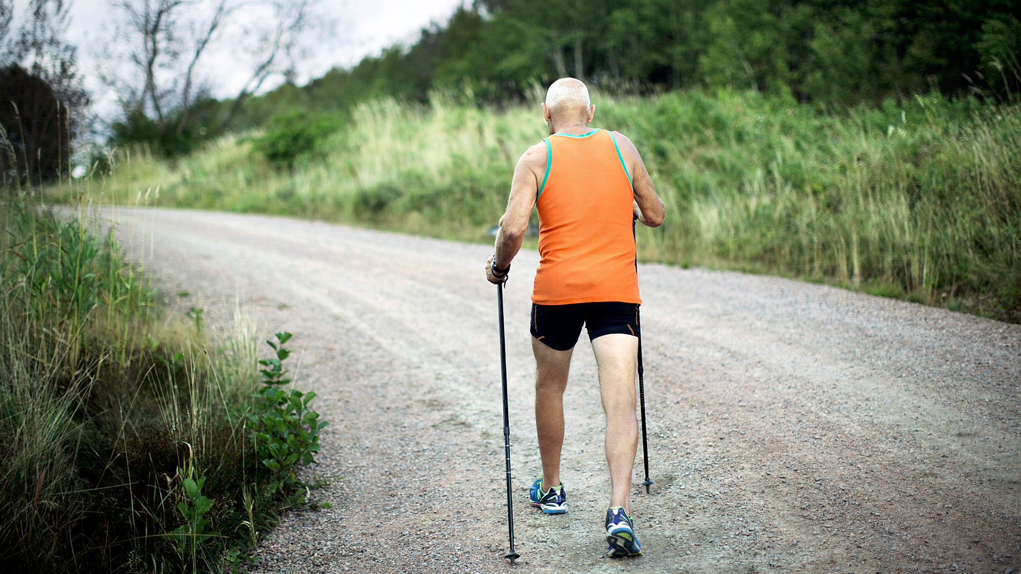 Walking Fends Off Loss Of Mobility