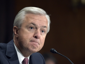 Wells Fargo CEO John Stumpf was grilled by the Senate Banking Committee last week over the bank's illegal sales practices.