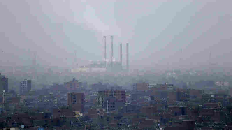 92 Percent Of The World's Population Breathes Substandard Air, WHO Says