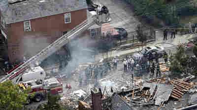 Bronx Blast Kills 'Rising Star' Fire Battalion Chief