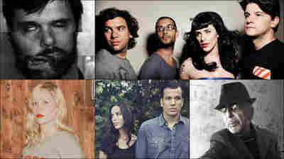New Mix: Brian Eno Sings, New Dirty Projectors, Leonard Cohen, More
