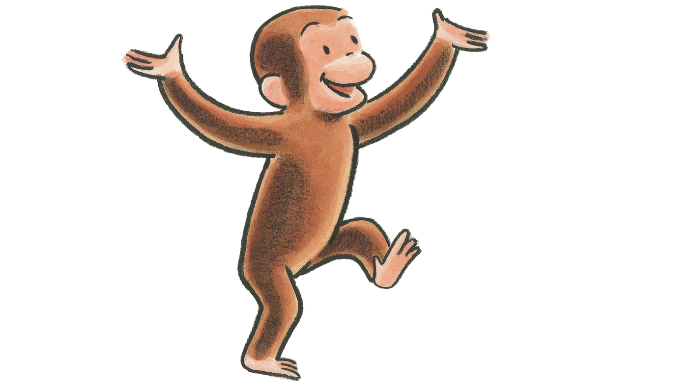 curious george celebrates 75 years of monkey business npr