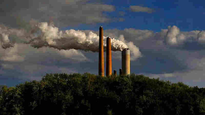 Appeals Court Hears Challenge To Obama Power-Plant Emissions Rule