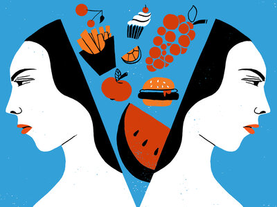 Chill Out: Stress Can Override Benefits Of Healthy Eating