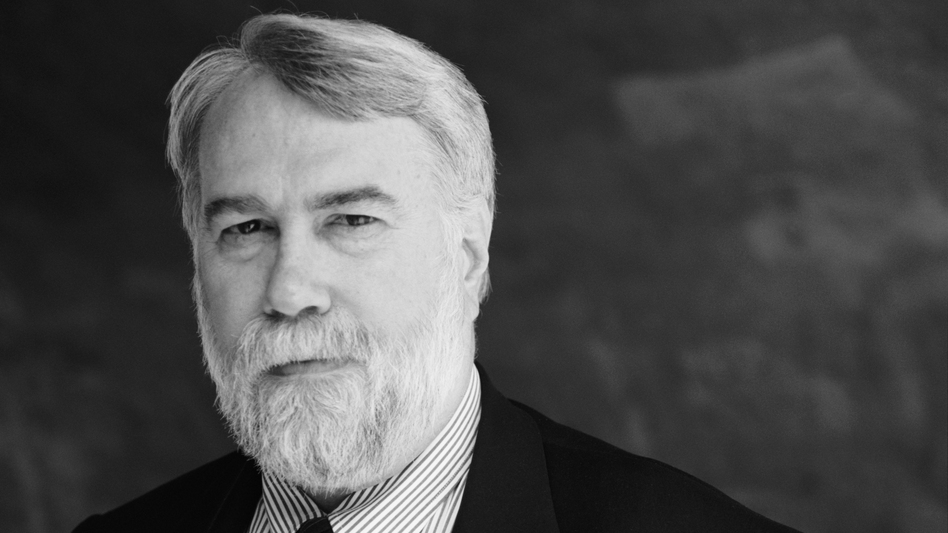 """""""Even people who come in cold without any knowledge — you still hope that somehow the music will speak to them,"""" Christopher Rouse says. (Courtesy of the artist)"""