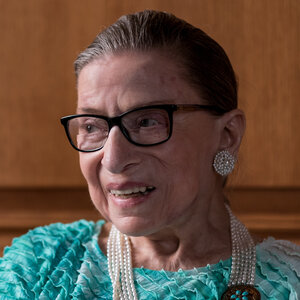 No, Ruth Bader Ginsburg Does Not Intend To Retire Anytime Soon