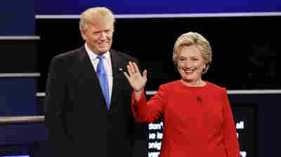 Clinton-Trump Showdown Was The Most-Watched Presidential Debate Ever