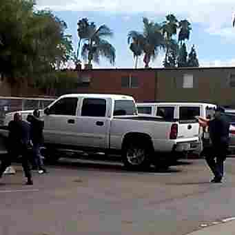 Police Shooting Of Unarmed Black Man Leads To Protests In San Diego Suburb