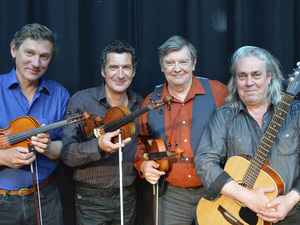 This week's show includes songs from Celtic Fiddle Festival's latest album, Storm In A Teapot.