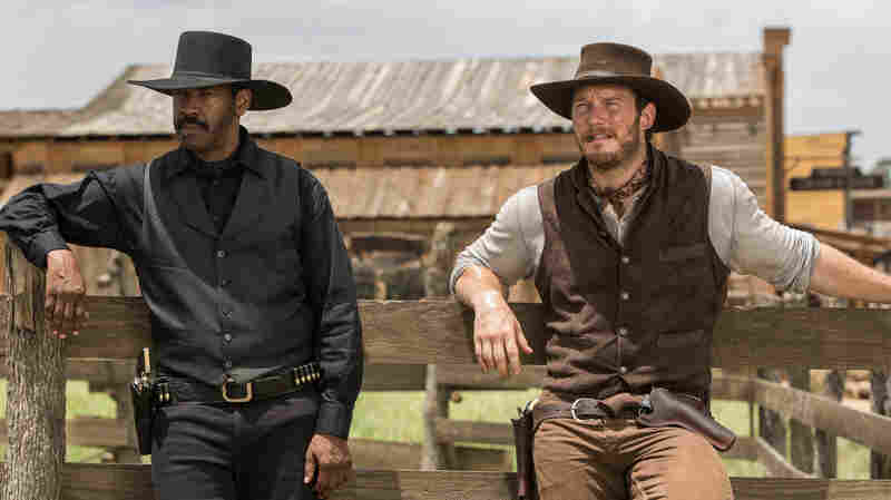 Pop Culture Happy Hour: 'The Magnificent Seven' And 'Fleabag'