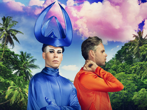 Empire of the Sun's new album, Two Vines, comes out Oct. 28.