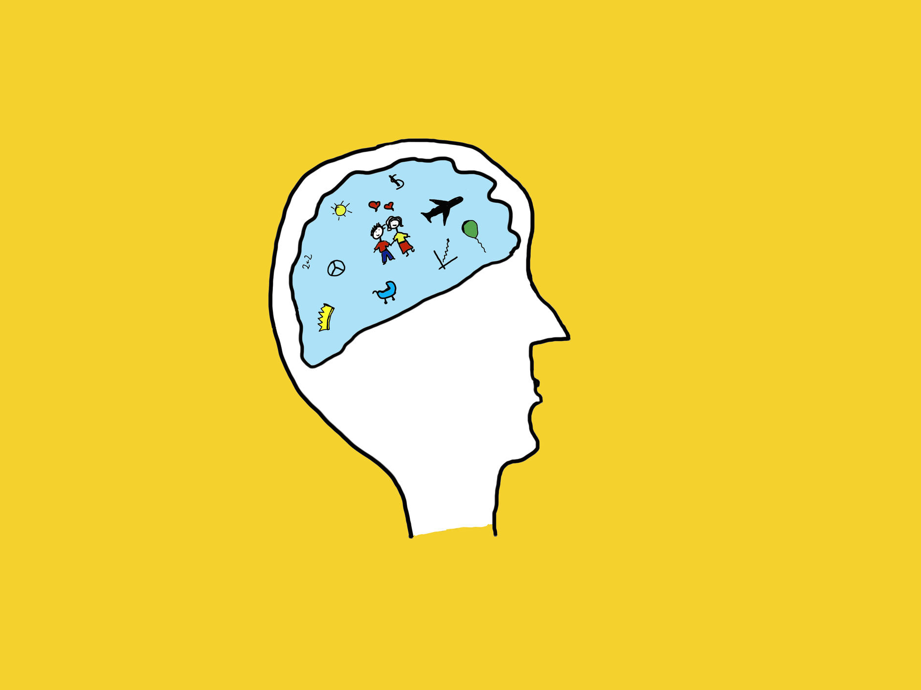 How Does Molecular Action In The Brain Make Thoughts?