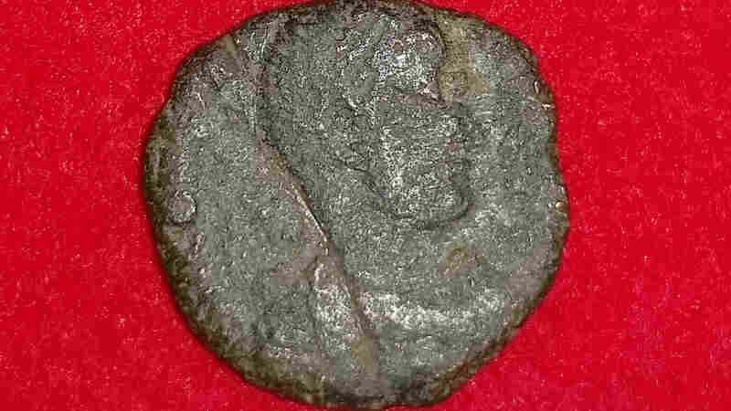 Coins From The Roman Empire Are Found In Ruins Of Japanese Castle