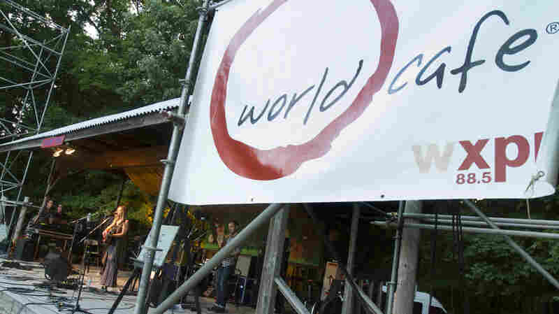 The Philadelphia Folk Festival Sessions On World Cafe