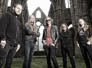 Opeth's new album, Sorceress, comes out Sept. 30.