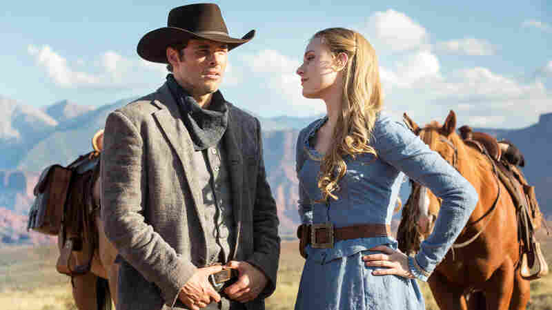 Old West Gunslinging Meets Futuristic Androids In HBO's 'Westworld'
