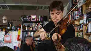 Joshua Bell & Jeremy Denk: Tiny Desk Concert