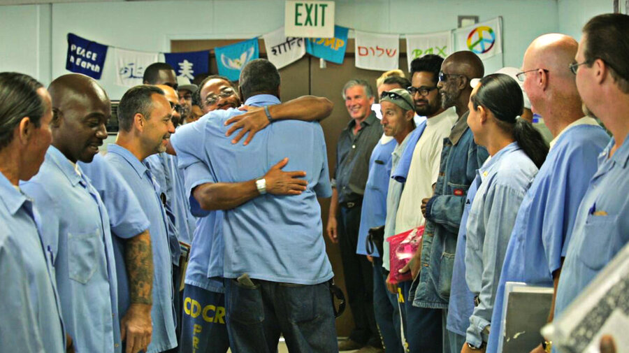 Psychologist Helps San Quentin Prisoners Find Freedom Through Self