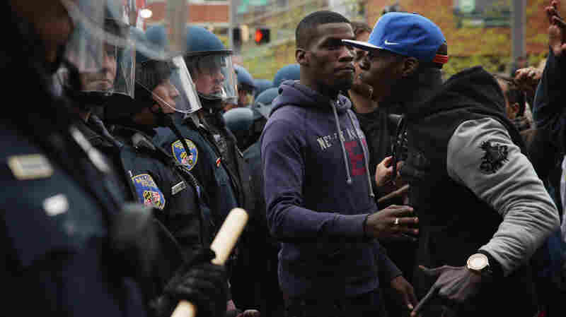 A Wide Gulf Persists Between Black And White Perceptions Of Policing