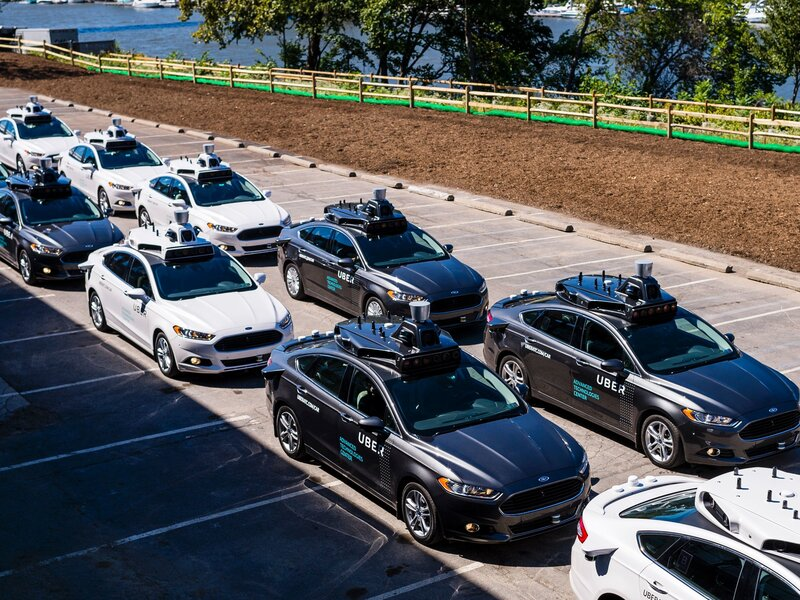 Americans Unconvinced Of Potential Good Self Driving Cars Study Finds