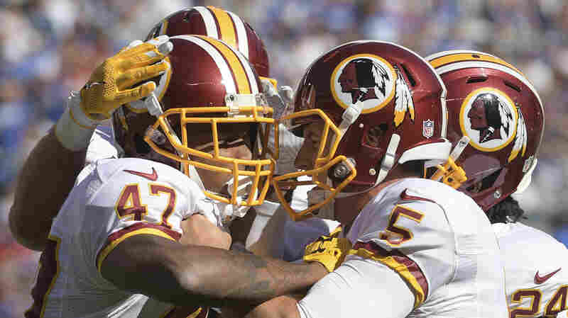 Supreme Court Takes Up Case That Could Affect Redskins Trademark