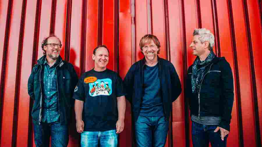 First Listen: Phish, 'Big Boat'