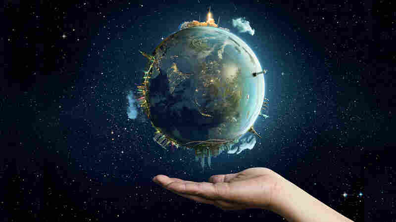 What does the age of humans mean for Earth?
