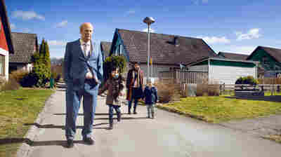 A Swedish Curmudgeon Wins Hearts, On The Page, And Now On Screen